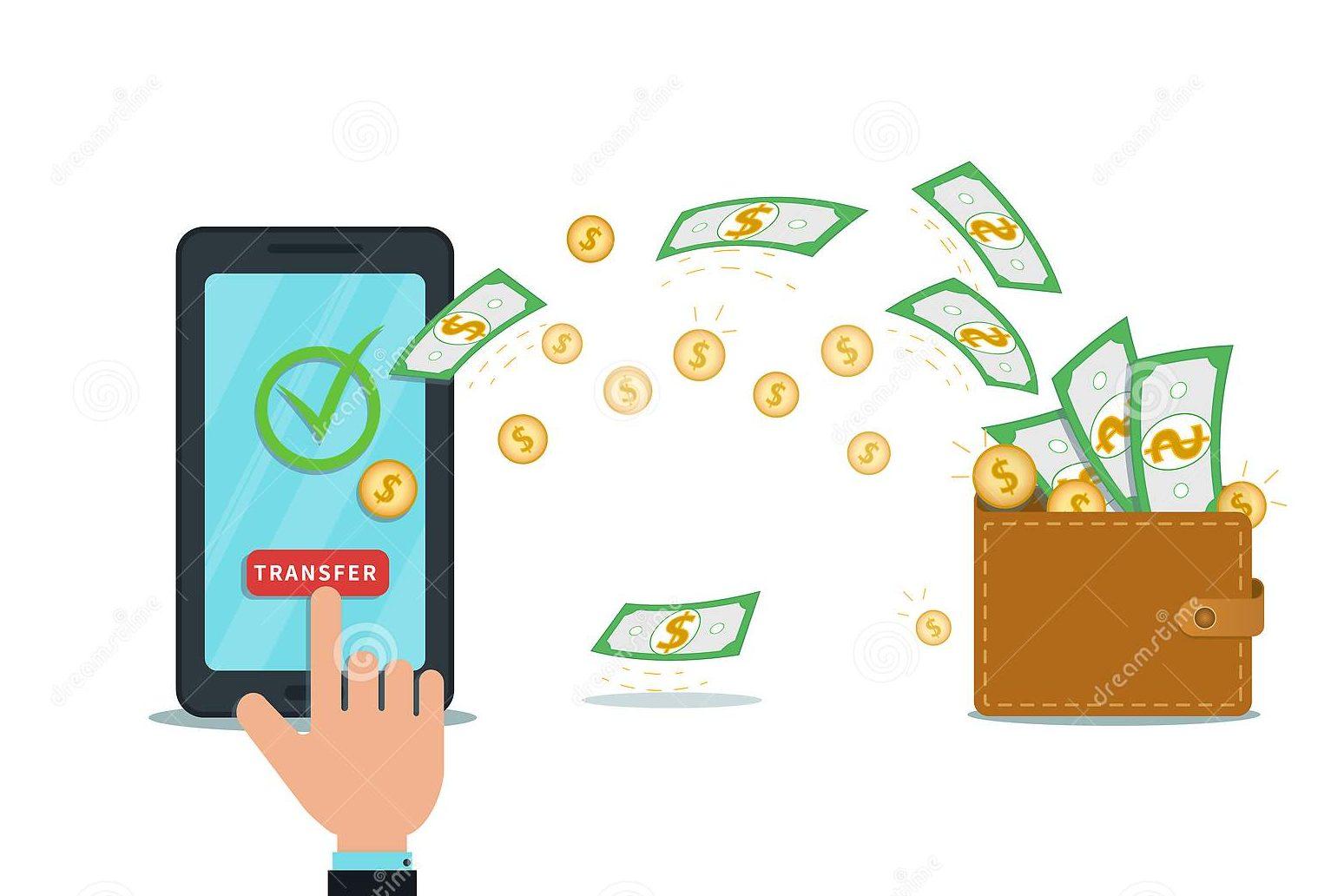درگاه پرداخت موبایلی